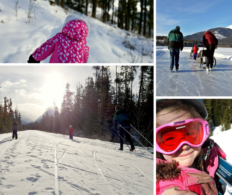 Great winter family fun is waiting to be had in Jasper National Park. Read all about what to do while visiting Jasper in the wintertime here.