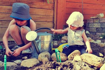 Gardening with kids: grow excitement, flowers, and carrots too!