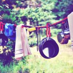 Your printable camping checklist – The Lazy-Mom Edition