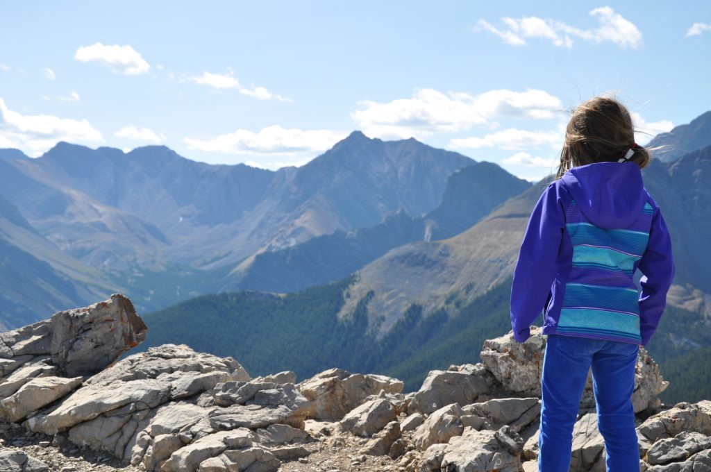 how climbing mountains can do so much for a kid's self esteem