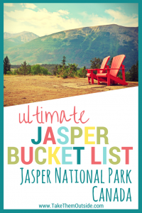 Planning a visit to Banff National Park? Here's 100 reasons you should also visit Jasper National Park | #JasperNationalPark #canadianrockies #Jasper #visitJasper
