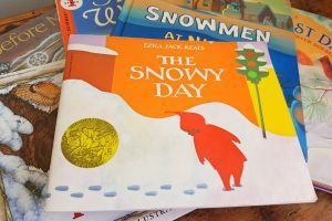 A pile of picture books for preschoolers to enjoy
