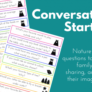 image of printable conversation starters