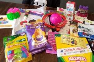 healthy snacks, kids activities, and kids care product from the healthy kids subscription box