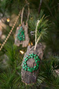 natural bark christmas ornaments